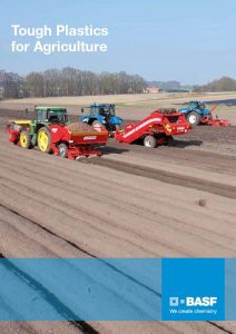 Image of Tough Plastics for Agriculture brochure