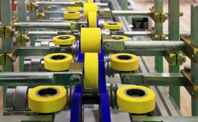 Image of manufacturing process