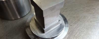 Photo of moulds used in manufacturing process