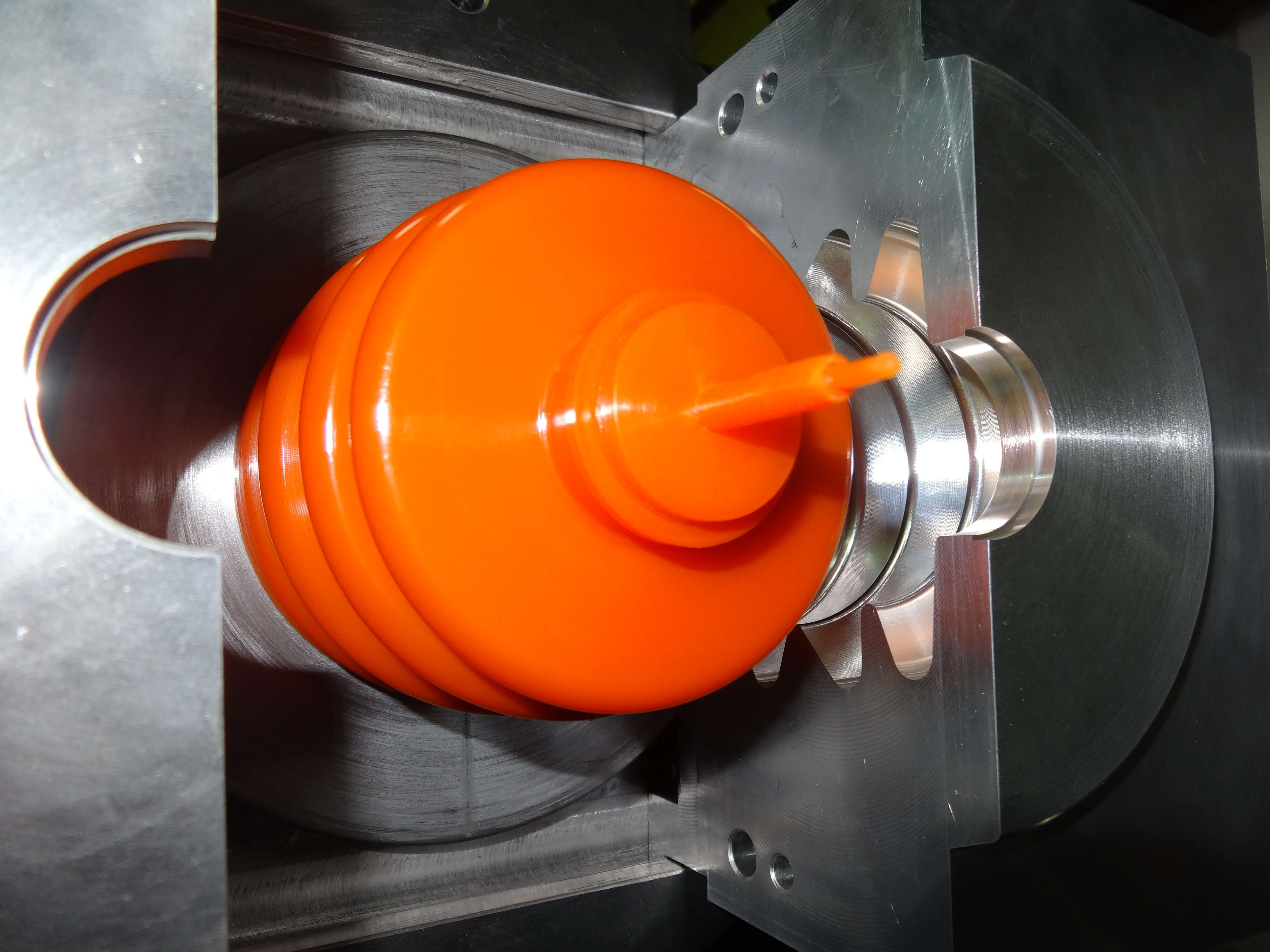Image of product being manufactured