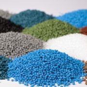Materials production for injection moulding