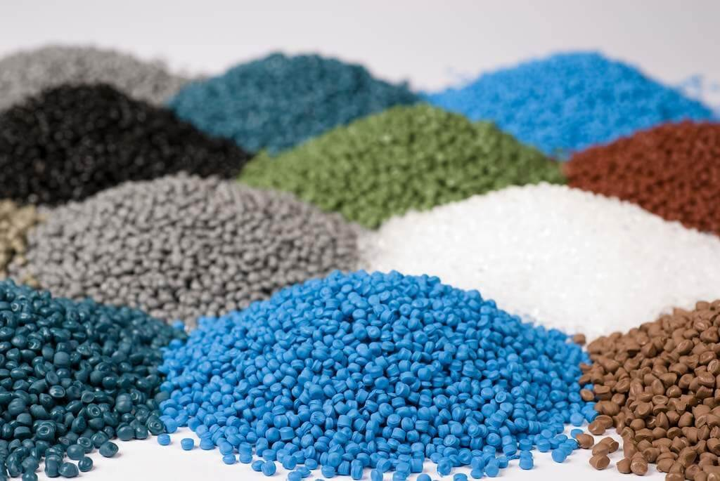 Image of raw materials used in manufacture