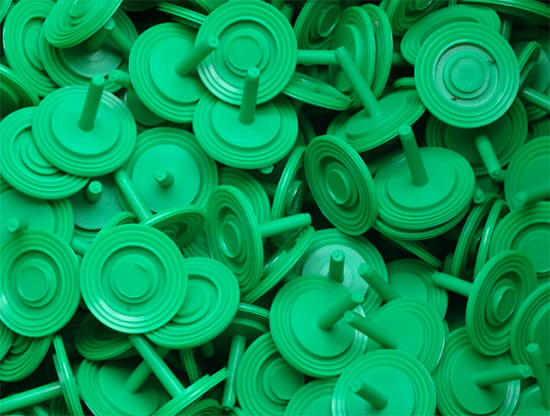 Image of injection moulded parts