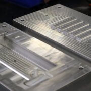 Bespoke moulds for injection moulds