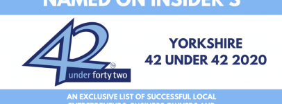 PolyGlobal Managing Director named as one of Yorkshire's 42 under 42 2020