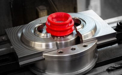 Injection Moulding example